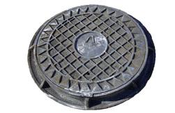 Люк канализационный легкий «Л»